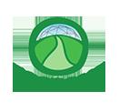 לוגו אקודום כיפה גאודזית